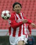 サッカー=元日本代表FW鈴木、横浜Mに移籍