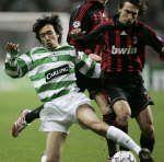 サッカー=欧州CL、中村が所属するセルティックがスコアレスドロー