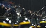 サッカー=UEFA、リール対マンU戦の騒動調査へ