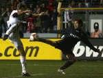 サッカー=ドイツ協会杯、高原2発でフランクフルトが準決勝へ