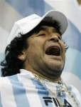 サッカー=アルゼンチン当局、マラドーナの口座を税務調査