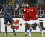 サッカー=チェコ選手、敗戦後のパーティーで罰金